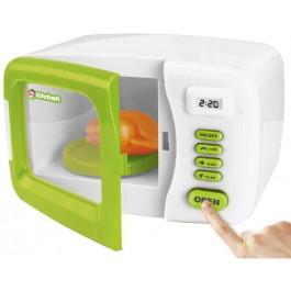 Otto Simon Meine Erste Mikrowelle mit Licht & Sound Kinder Spielzeug Küche