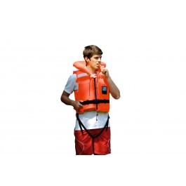 BEMA Rettungsweste Schwimmweste Größe L, 80 bis 100 kg