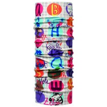 BABY ORIGINAL BUFF® ZOO LETTERS