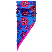 CHILD BANDANA POLAR BUFF® LOUV/MARDI GRAPE