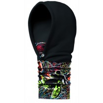 JUNIOR HOODIE BUFF® XTREAM / BLACK