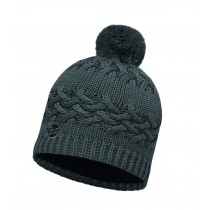 KNITTED & POLAR HAT BUFF® SAVVA GREY CASTLEROCK