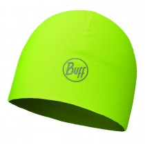MICROFIBER REVERSIBLE HAT BUFF® R-SOLID YELLOW FLUOR