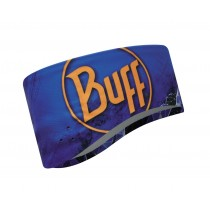 BUFF® Windproof Headband Anton Krupicka Erwachsene Stirnband Blue Ink L/XL