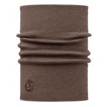BUFF® Heavyweight Merino Wool  Erwachsene Schlauchschal Solid Walnut Brown
