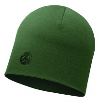 MERINO WOOL THERMAL HAT BUFF® SOLID CEDAR