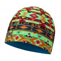 MICROFIBER REVERSIBLE HAT BUFF® TRIVIT MULTI - BLUE CAPRI