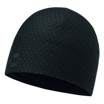 MICROFIBER REVERSIBLE HAT BUFF® DRAKE BLACK - GRAPHITE