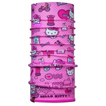 HELLO KITTY CHILD POLAR BUFF®  MAILING ROSÉ / DRAGON FRUIT