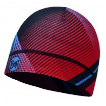MICROFIBER 1 LAYER HAT BUFF® NEW RETRO LINES RED