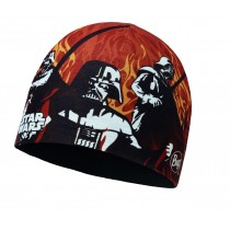 STAR WARS JR MICROFIBER POLAR HAT BUFF® SHADOW FLAME
