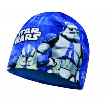 STAR WARS JR MICROFIBER POLAR HAT BUFF® CLONE BLUE
