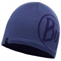 BUFF® Knitted & Polar Hat Lech Erwachsene Mütze Dusty Blue