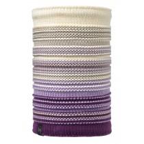 BUFF® Knitted & Polar Neckwarmer Erwachsene Schlauchschal Violet