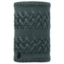 KNITTED & POLAR NECKWARMER BUFF® SAVVA GREY CASTLEROCK