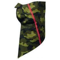 BUFF® Windproof Bandana Erwachsene Schlauchschal Green Hunt Military L/XL