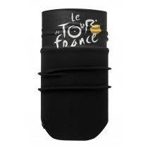 BUFF® Windproof Neckwarmer Tour de France Erwachsene Schlauchschal  Tour Black