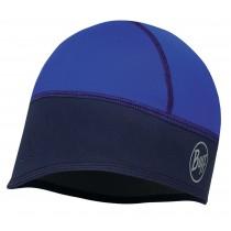 BUFF® Windproof & Tech Fleece Hat Erwachsene Mütze Solid Blue