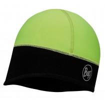 BUFF® Windproof & Tech Fleece Hat Erwachsene Mütze Solid Joi Yellow Fluor
