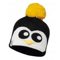 BUFF® Knitted & Polar Hat Kinder Mütze Penguin Black