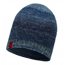 KNITTED & POLAR HAT BUFF® LIZ DARK NAVY
