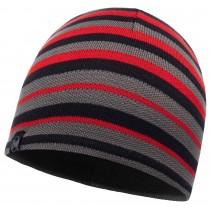 BUFF® Knitted & Polar Hat Laki Erwachsene Mütze Grey Pewter