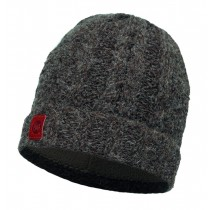 KNITTED & POLAR HAT BUFF® AMBY BROWN