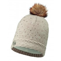KNITTED & POLAR HAT BUFF® AURA CRU CHIC