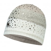 KNITTED & POLAR HAT BUFF® LIA STARWHITE CHIC