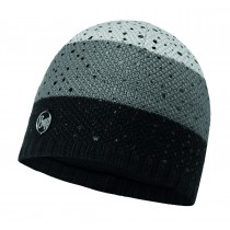 KNITTED & POLAR HAT BUFF® LIA BLACK CHIC