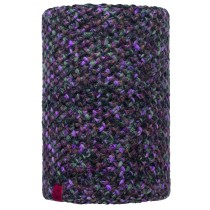 KNITTED & POLAR NECKWARMER BUFF® MARGO PLUM