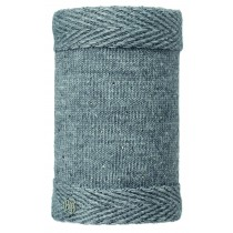 KNITTED & POLAR NECKWARMER BUFF® AURA GREY CHIC