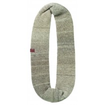 KNITTED INFINITY BUFF® LIZ FOSSIL