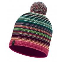 BUFF® Knitted & Polar Hat Neper Erwachsene Mütze Magenta