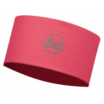 UV HEADBAND BUFF® R-SOLID RASPBERRY PINK