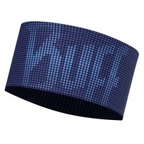 UV HEADBAND BUFF® DEEP LOGO DARK NAVY