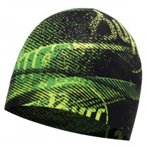 COOLMAX 1 LAYER HAT BUFF® FLASH LOGO YELLOW FLUOR