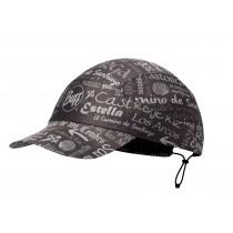 CAMINO PACK RUN CAP BUFF® STOPS GREY