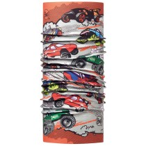 JUNIOR HIGH UV BUFF® TRASH CARS MULTI