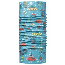 BABY HIGH UV BUFF® SPACE ROBOTS BLUE