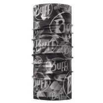 BUFF® Thermonet Erwachsene Schlauchschal Tip Logo Grey