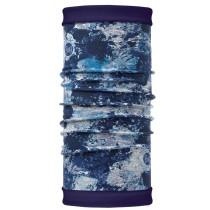 BUFF® Reversible Polar Erwachsene Schlauchschal Winter Garden Blue