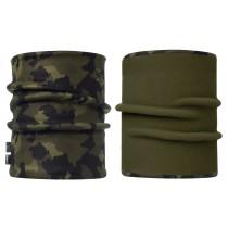 BUFF® Polar Reversible Neckwarmer Erwachsene Schlauchschal Hunter Military