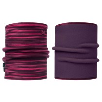 BUFF® Polar Reversible Neckwarmer Erwachsene Schlauchschal Alyssa Pink