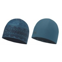 BUFF® Microfiber Reversible Hat Erwachsene Mütze Athor Lake Blue