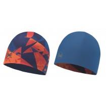 BUFF® Microfiber Reversible Hat Erwachsene Mütze Rush Multi - Blue Skydiver