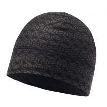 BUFF® Thermonet Hat Erwachsene Mütze Cubic Graphite