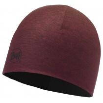 BUFF® Microfiber & Polar Hat Erwachsene Mütze Nod Wine