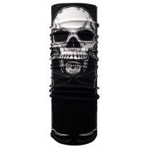 BUFF® Windproof Erwachsene Schlauchschal Skull Rider Multi