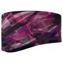 BUFF® Windproof Headband Erwachsene Stirnband Crash Berry L/XL